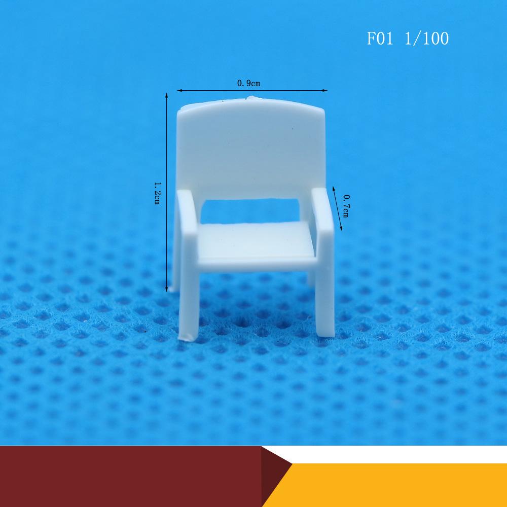 ABS小椅子 F01小椅子1/100